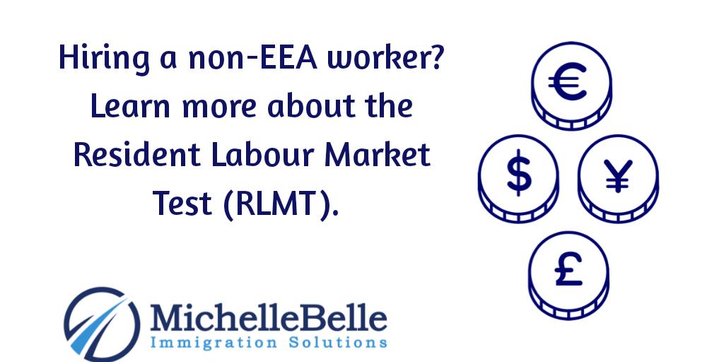 Resident Labor Market Test (RLMT)