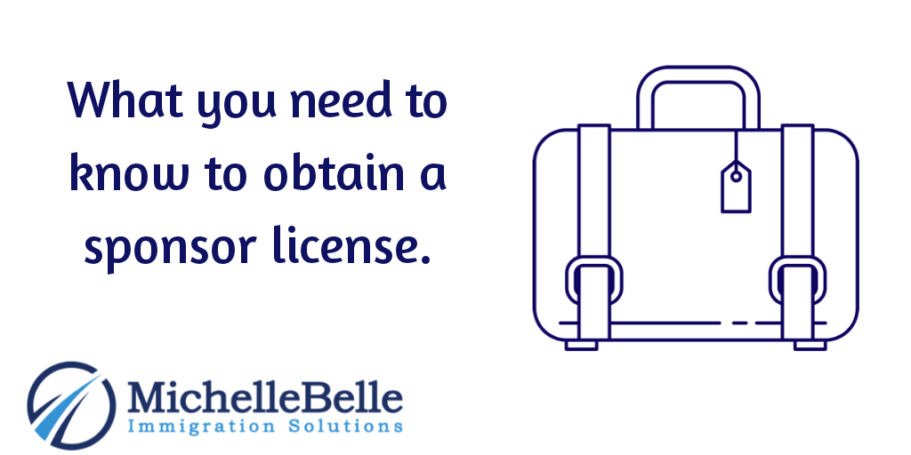 What you need to know to obtain a Sponsor Licence