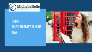 Tier 5 (Youth Mobility Scheme) Visa