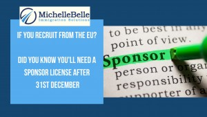 The way you hire from the EU is changing after 31st December. Are you Prepared?